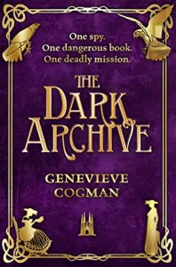 Cover of The Dark Archive by Genevieve Cogman