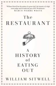 Cover of The Restaurant by William Sitwell