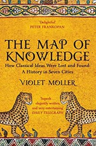 Cover of The Map of Knowledge by Violet Moller