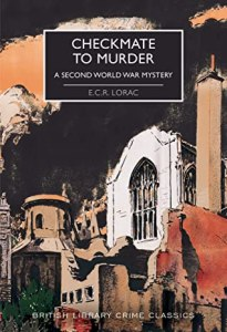 Cover of Checkmate to Murder by E.C.R. Lorac