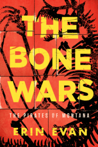 Cover of The Bone Wars by Erin Evan