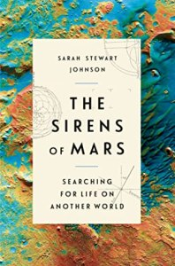 Cover of The Sirens of Mars by Sarah Stewart Johnson