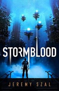 Cover of Stormblood by Jeremy Szal