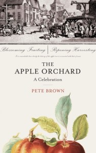 Cover of The Apple Orchard by Pete Brown