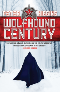 Cover of Wolfhound Century by Peter Higgins