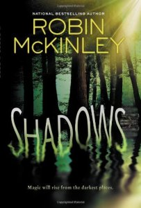 Cover of Shadows by Robin McKinley