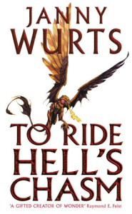 Cover of To Ride Hell's Chasm by Janny Wurts