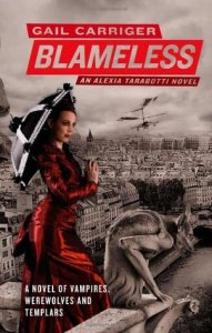 Cover of Blameless by Gail Carriger