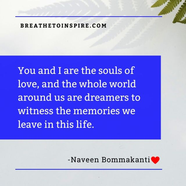 you and i are souls