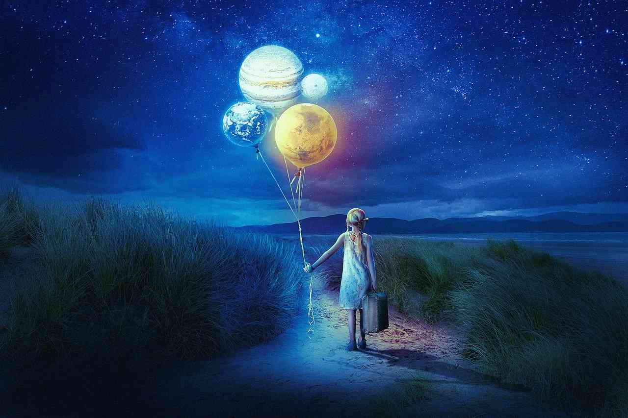 World is for dream catcher. The more we dream, the more we become realistic.