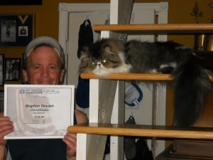 Boston marathon finishers certificate