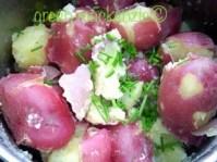 Potato Salad - Homegrown Veg