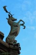 Bronze Deer - Royal Mile Edinburgh