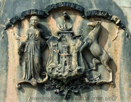 Edinburghs coat of arms