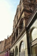 Victoria Street, shop detail
