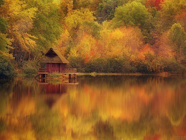 autumn breathtaking landscapes