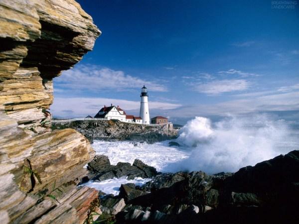 water breathtaking landscapes