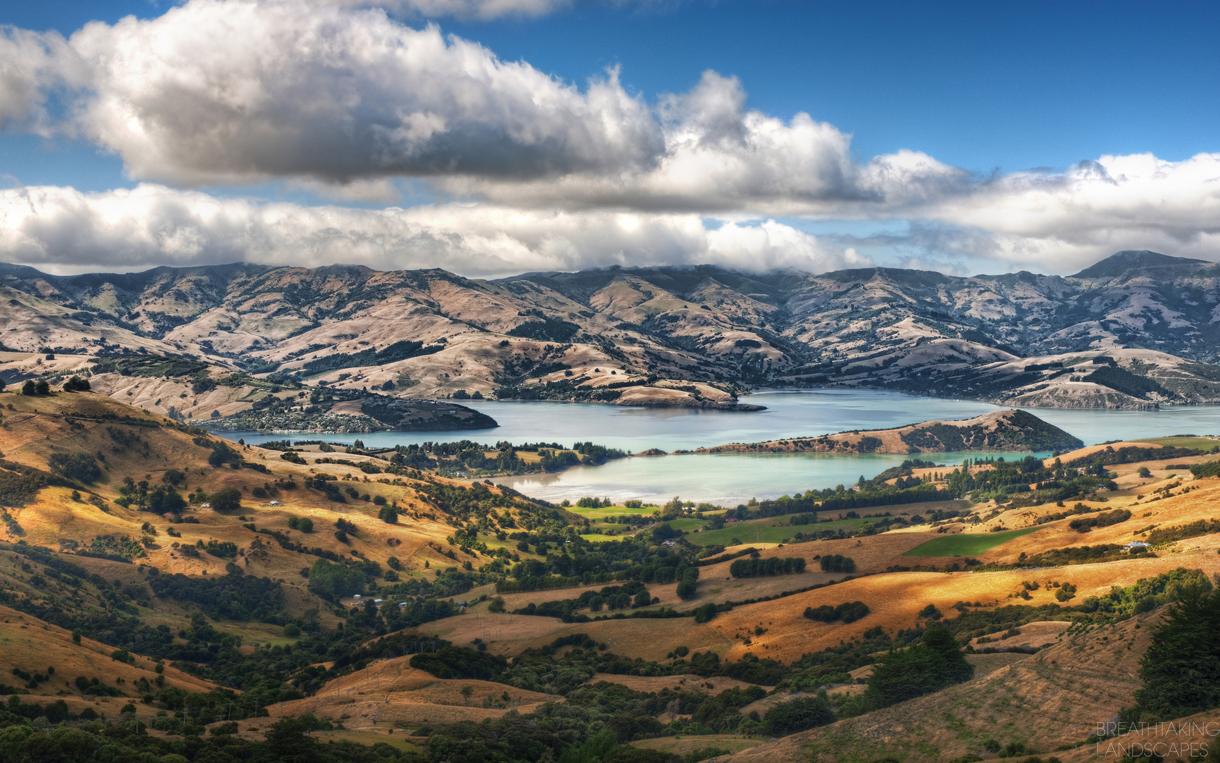 zealand breathtaking landscapes