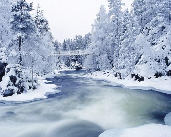 beautiful winter landscapes breathtaking