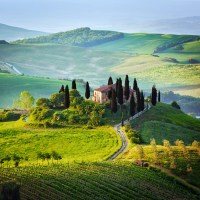 Breathtaking Landscapes from Tuscany Italy