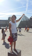 Back to the Louvre