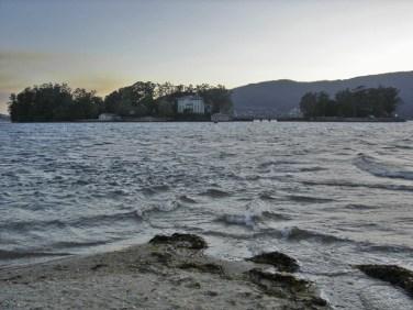 Redondela - Isla de San Simón