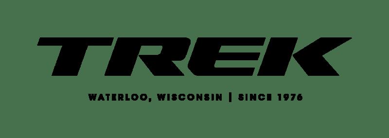 Logo der Marke Trek, Waterloo, Wisconsin, Seit 1976