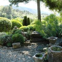Сад Волчицы «La Louve»-живой гобелен Николь де Везиан.