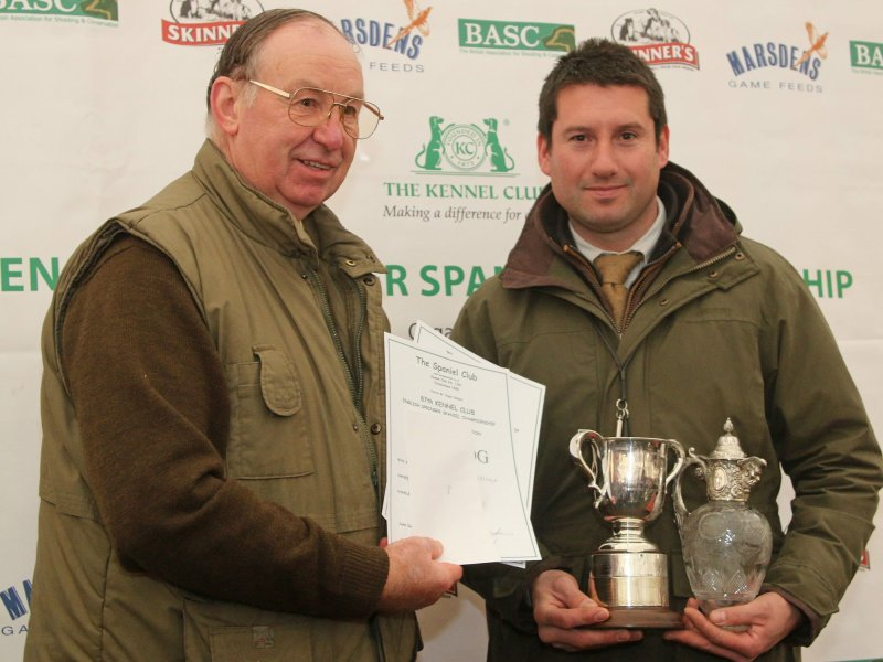 2016 Results From The Progeny Of FTCH Bishwell Black Magic Of Breckmarsh