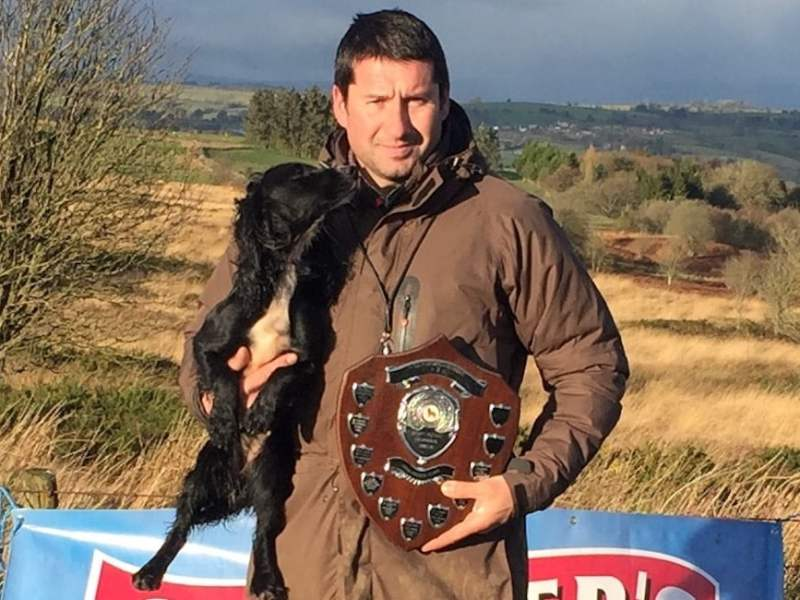 Breckmarsh Brook wins Glamorganshire Open Cocker