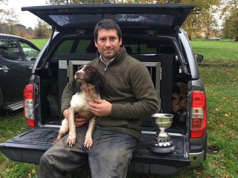 Breckmarsh Diamond wins Western Counties & South Wales Open Stake