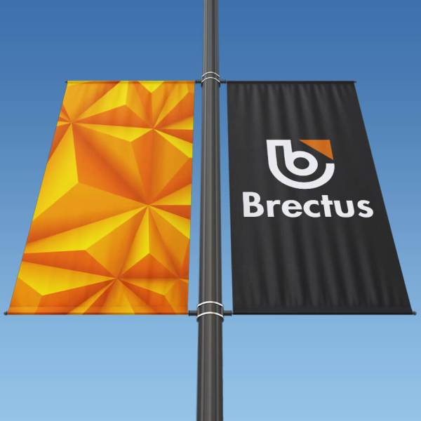 Brectus Street Banners