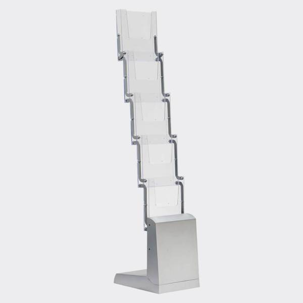 Brectus Brochure Stand Fold-Up