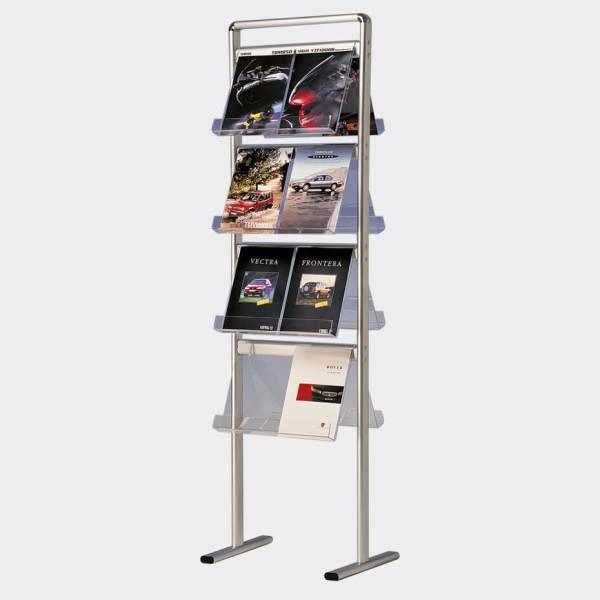 Brectus Brochure Stand Multi-Line
