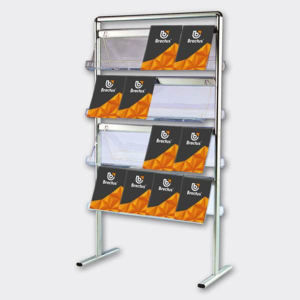 Brochure Stand Multi-Line