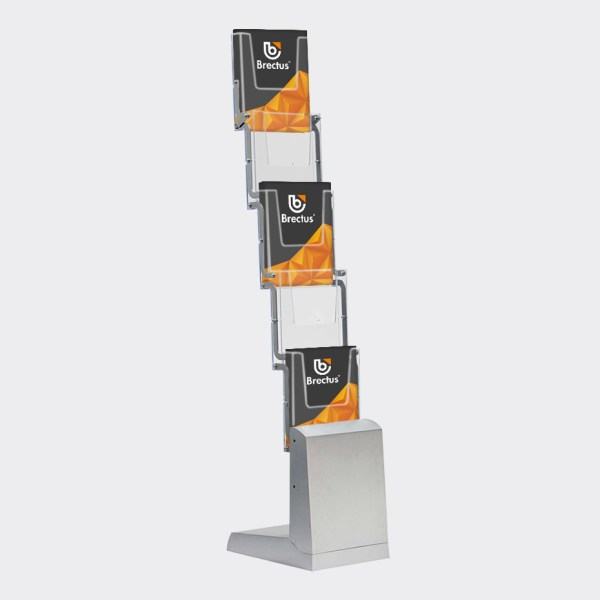 Brochure Stand Fold-Up