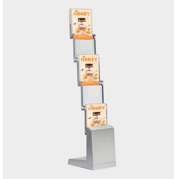Brochure Stand Fold-Up 3