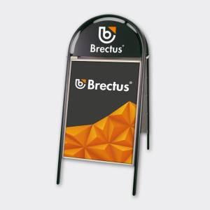 Brectus Pavement Board Gothic