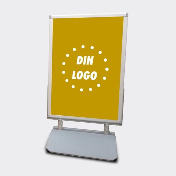 Brectus Pavement Board Wind-Sign Smart5