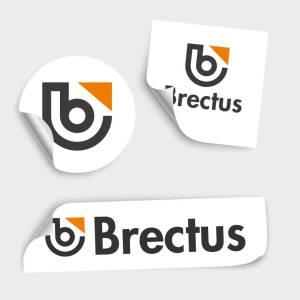 Brectus Stickers, Labels, Decals