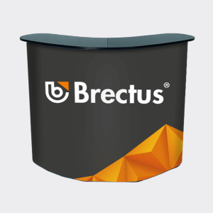 Brectus Expo Counter Case