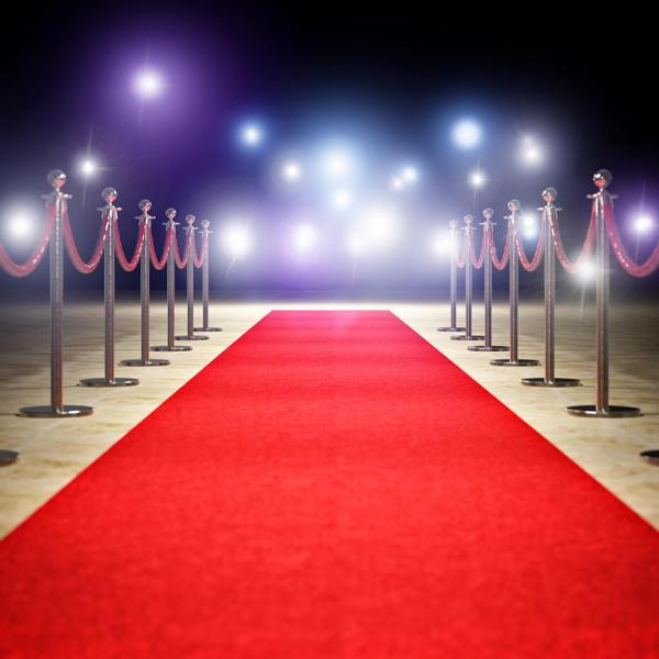Brectus Red carpet promo mat