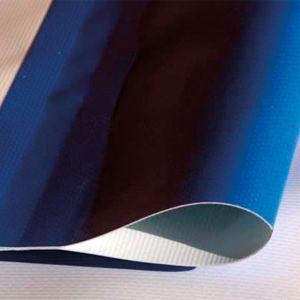 Tunell - Løpegang sydd av banner materiale PVC