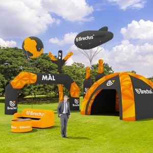 Brectus - Inflatable products, Inflatable arches, Inflatable tents, Sky Dancer, Inflatable furniture, Inflatable Balloons