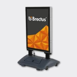 Gadeskilt Wind-Sign LED fra Brectus