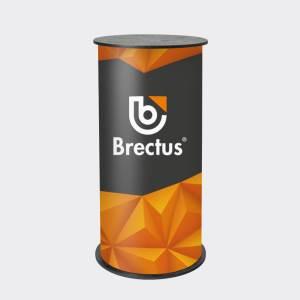 Messedisk Rund fra Brectus