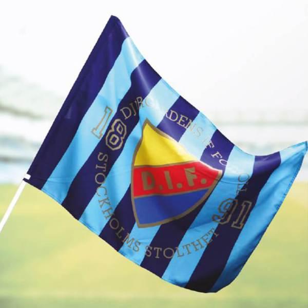 Supporter- eller Balkon - Altan flag