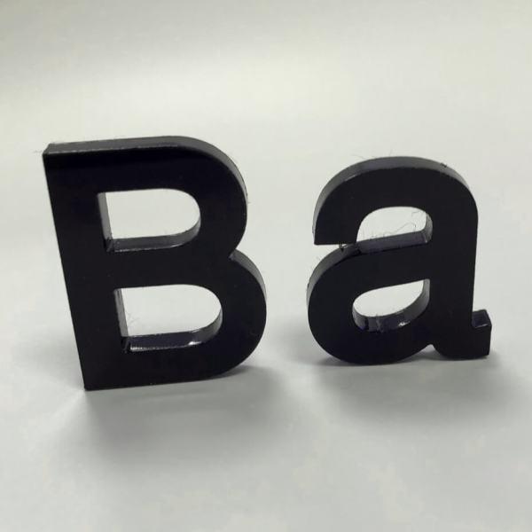 Akrylbokstaver Ba