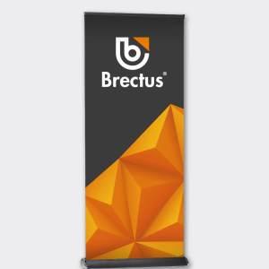 Rollup premium black fra Brectus