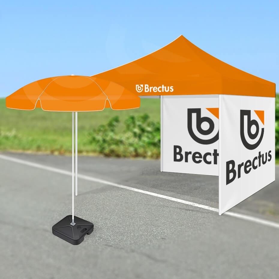 Messetelt Brectus